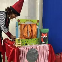 O Mundo da Zingarela® - Animação Infantil - Animação na Escola - Teatro de Fantoches. Pirata