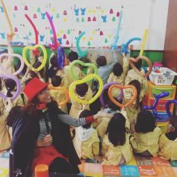 O Mundo da Zingarela® - Animação Infantil Aniversário na Escola - 2 Patinhos - Feijó Almada
