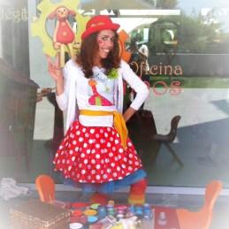 O Mundo da Zingarela® Animação Infantil Bonequinha