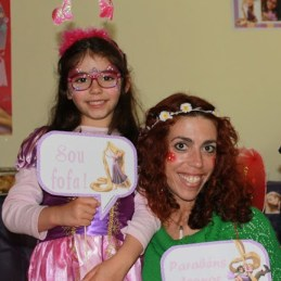 O Mundo da Zingarela® - Animação de Festas e Eventos Infantis - Animação Leonor X