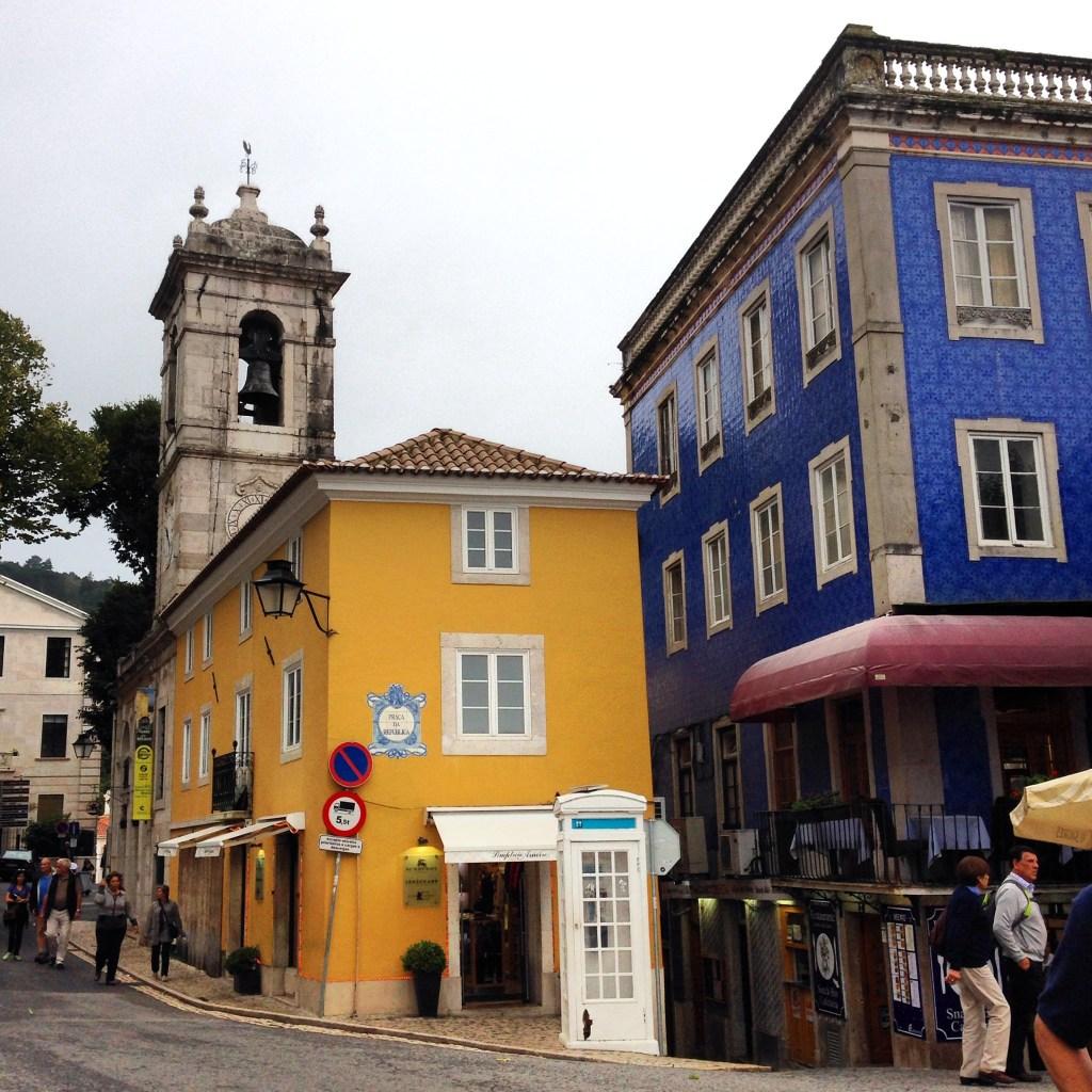 Sintra - Tombada pela Unesco