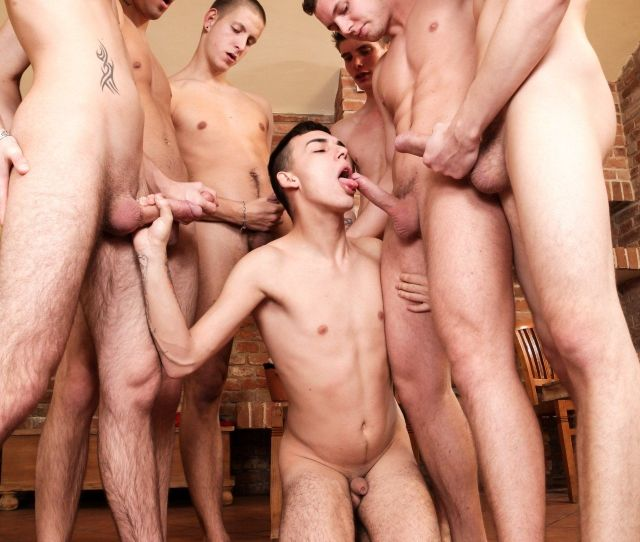 Gay Cumshot Orgy Vids