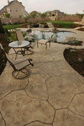Top 23 Stamped Concrete Designs