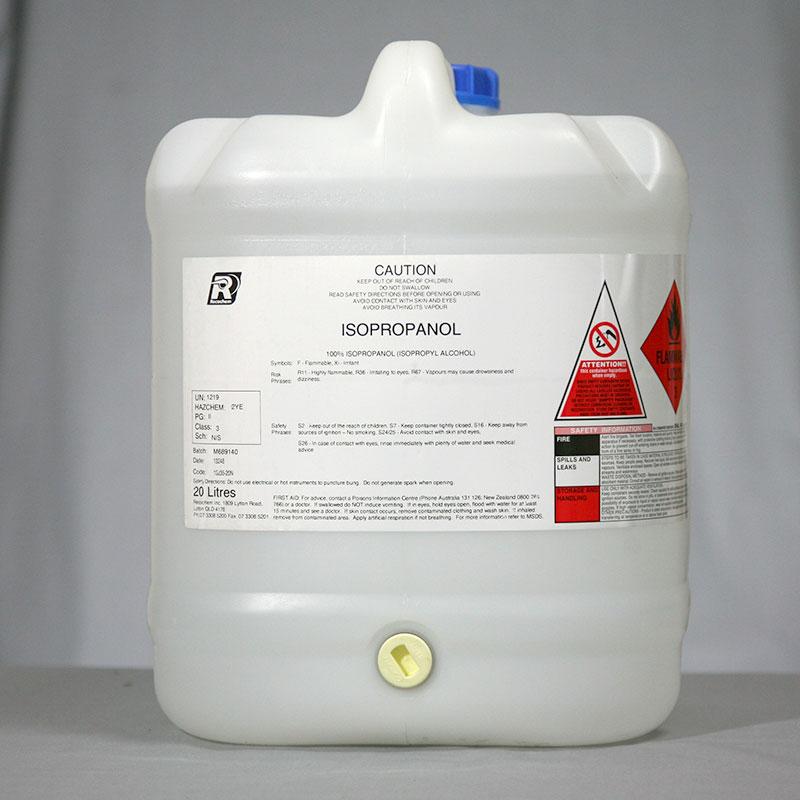 Isopropanol Alcohol  OnCrete