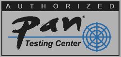 Authorized PAN Testing Center