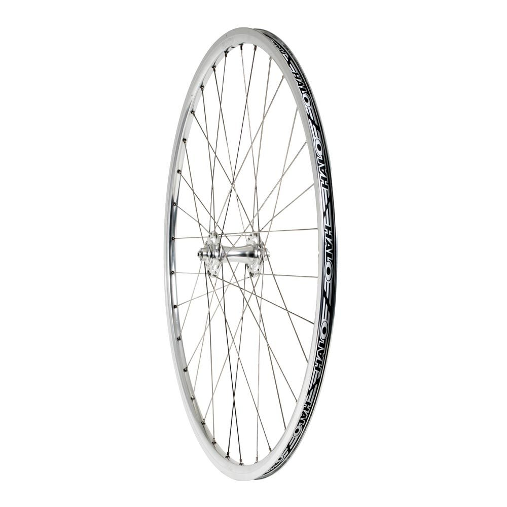 Halo Retro 6D Wheels Polished Front :: £109.99