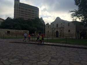 SA-River city Run-Alamo