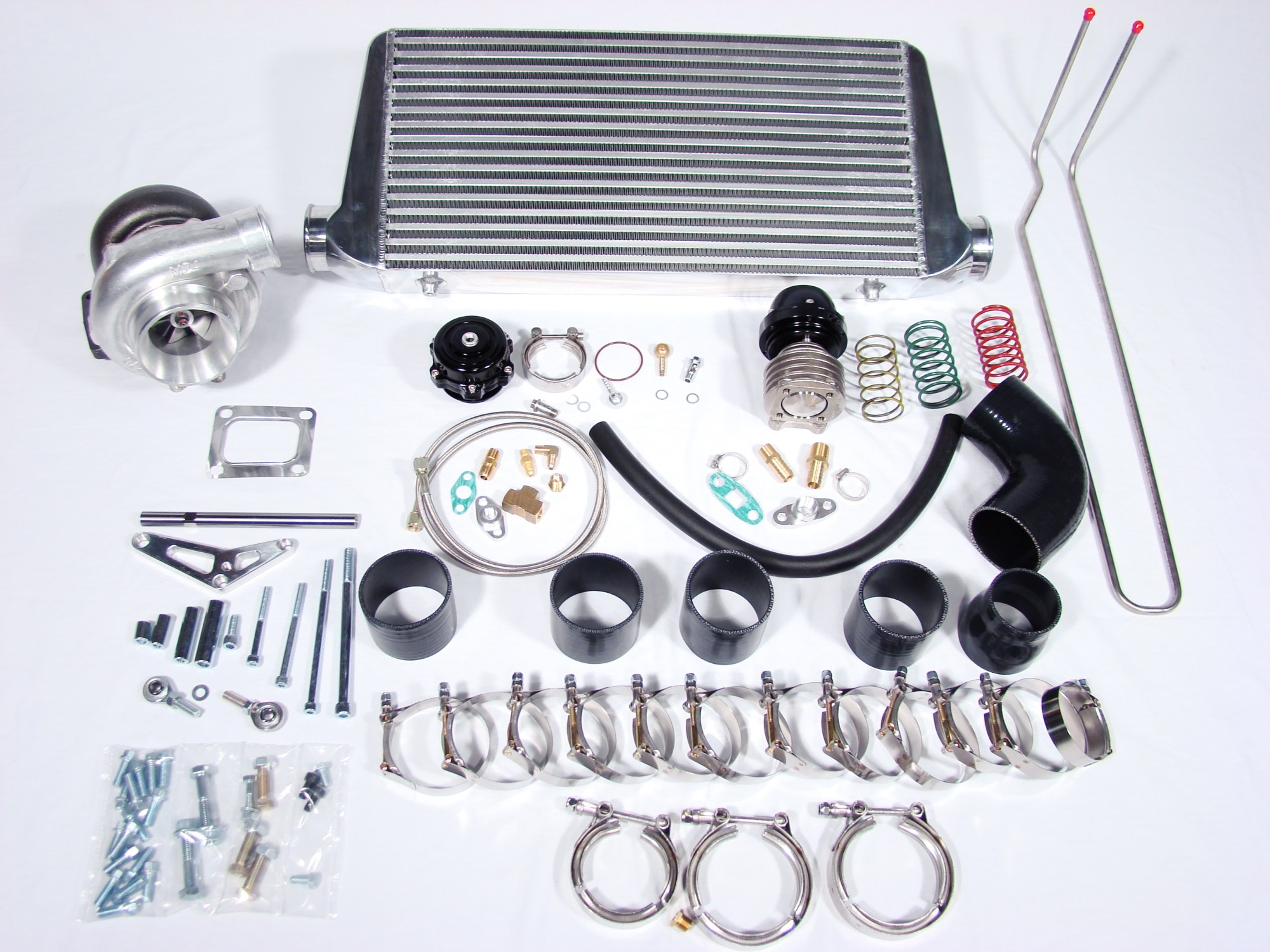 hight resolution of 1987 93 mustang gt cobra 5 0 foxbody single turbo system on3performance