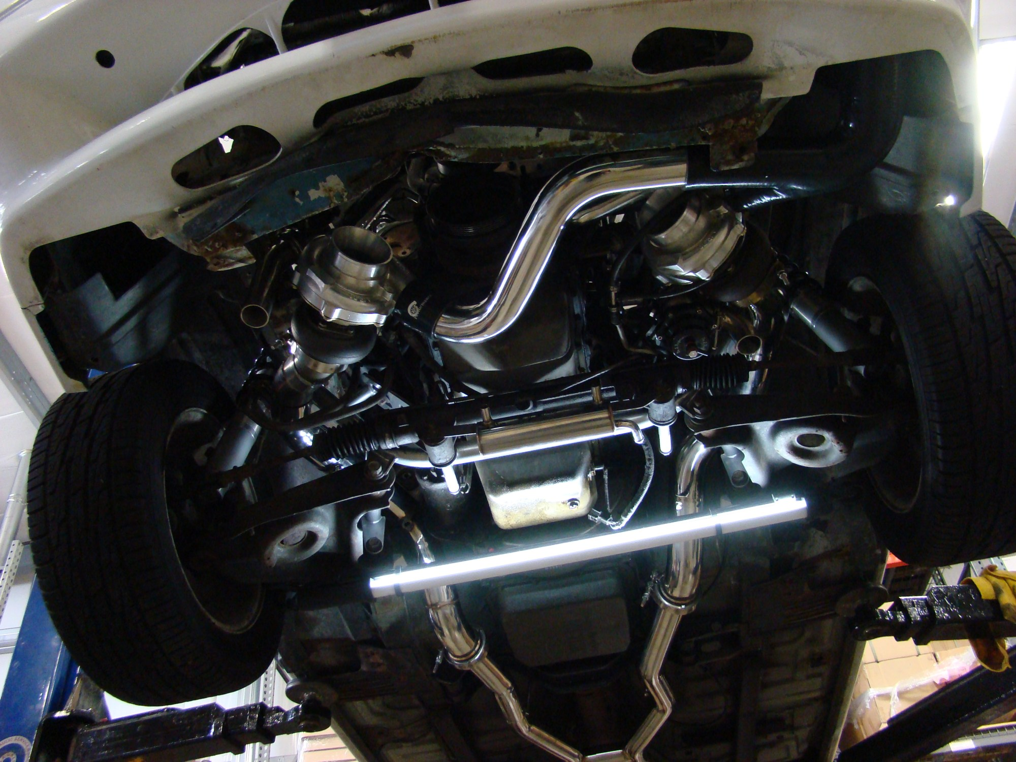 hight resolution of 1987 93 foxbody mustang 5 0 gt lx cobra twin turbo system
