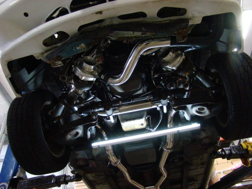 small resolution of 1987 93 foxbody mustang 5 0 gt lx cobra twin turbo system