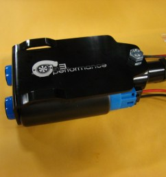 on 3 performance twin 320lph universal fuel pump assembly [ 3264 x 2448 Pixel ]
