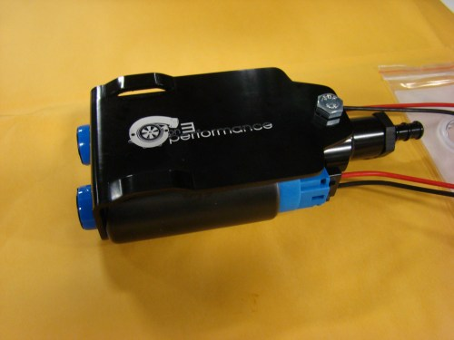 small resolution of on 3 performance twin 320lph universal fuel pump assembly