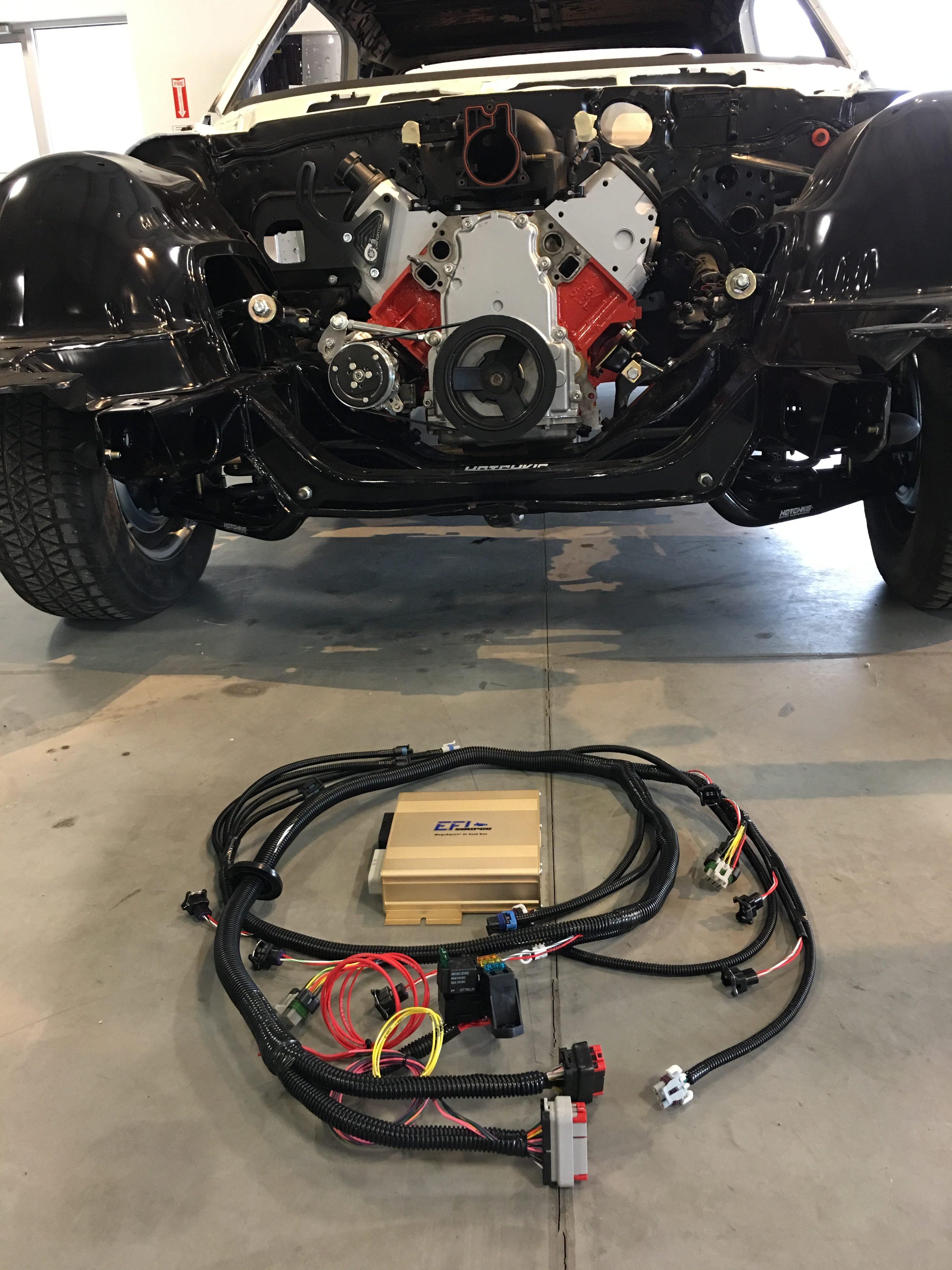 Lsx Standalone Ecu W Plug Amp Play Engine Wiring Harness