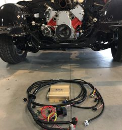 lsx standalone ecu w plug play engine wiring harness ms3 gold box [ 3024 x 4032 Pixel ]