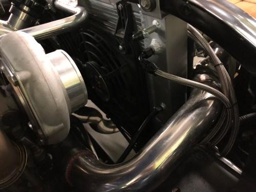 small resolution of on 3 performance silverado sierra 1500 oversized aluminum radiator upgrade