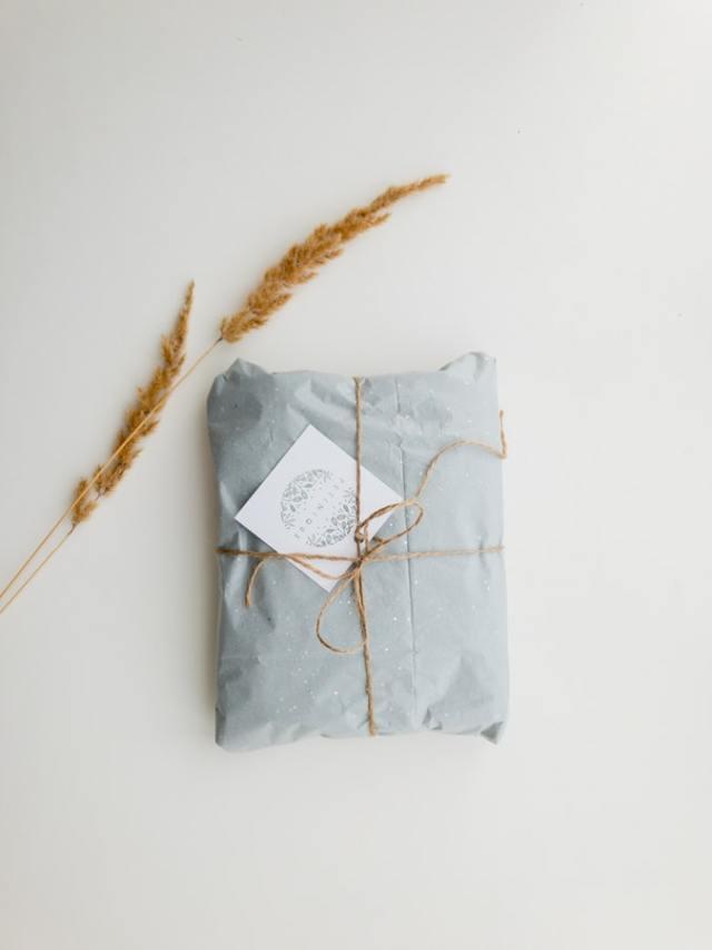 Papier de soie, papier cadeau