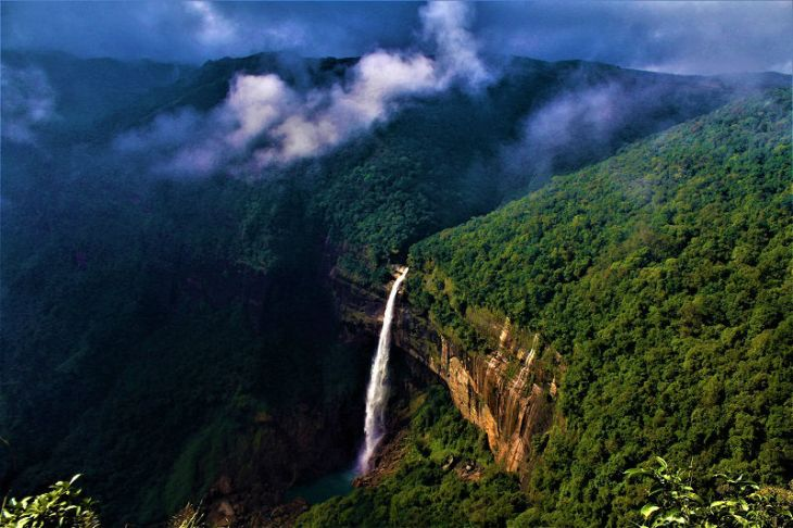 Image result for cherrapunji