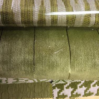 Greenery fabrics 7