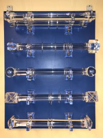 Acrylic rod sets