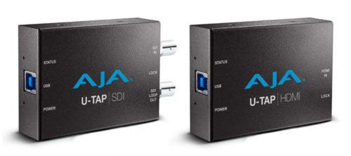 AJA U-TAP product image