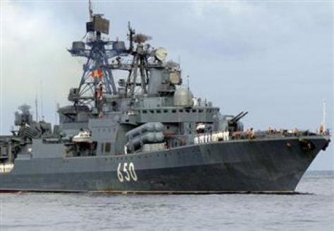 Τι θελουν οι Ρώσοι στη Μεσόγειο.