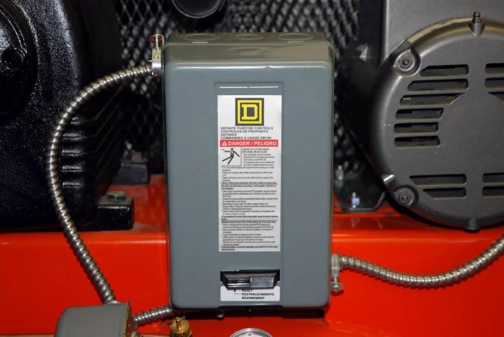 medium resolution of air compressor disconnect switch wiring