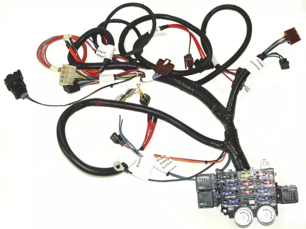 medium resolution of factory five wiring harness