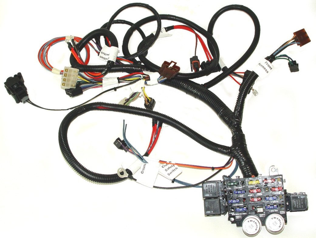 hight resolution of factory five wiring harness
