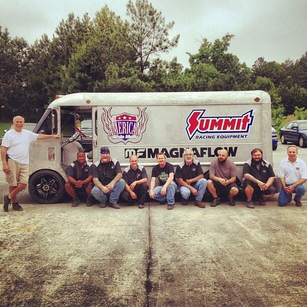 Rutledge Wood His 49 Step Van Project Hit Road For Power Tour