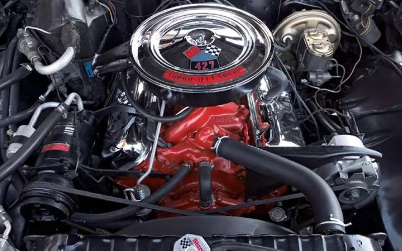 390 Ford Engine Diagram Top 10 Engines Of All Time 5 Chevy 427 Onallcylinders