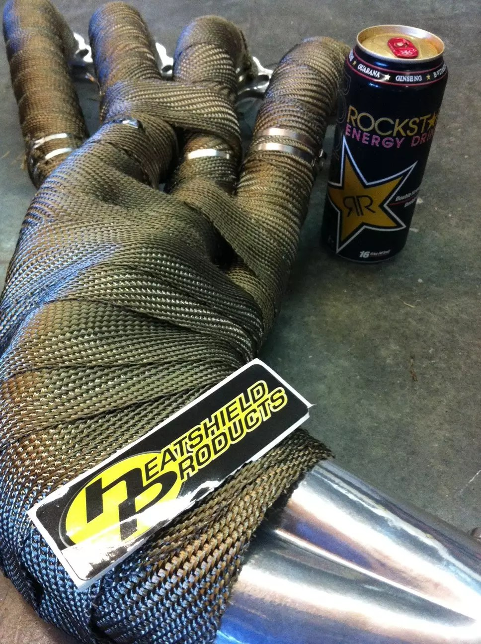 a basic guide to exhaust wrap thermal