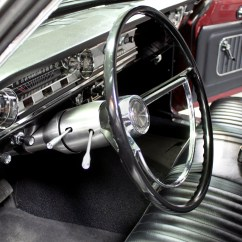 1965 Ford Falcon Wiring Diagram Transformer And How It Works Sema Preview: Ididit To Introduce New Tilt Steering Column For - Onallcylinders
