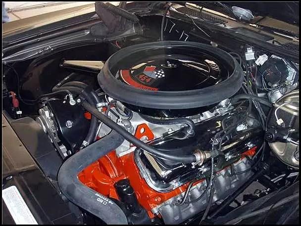1976 Camaro Wiring Diagram Our Top 5 Production Chevy Big Block Rat Motors Of All