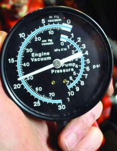 Quick tech how to read  vacuum gauge pinpoint engine problems onallcylinders also rh