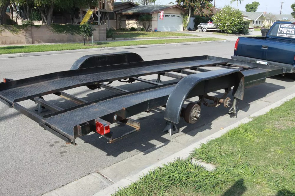 medium resolution of 011 on all cylinders car trailer upgrades