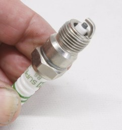 this is the type of spark plug you will need for your zz small block [ 2456 x 3208 Pixel ]