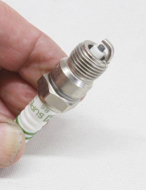 small resolution of this is the type of spark plug you will need for your zz small block