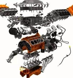 hellcat engine parts [ 1139 x 854 Pixel ]
