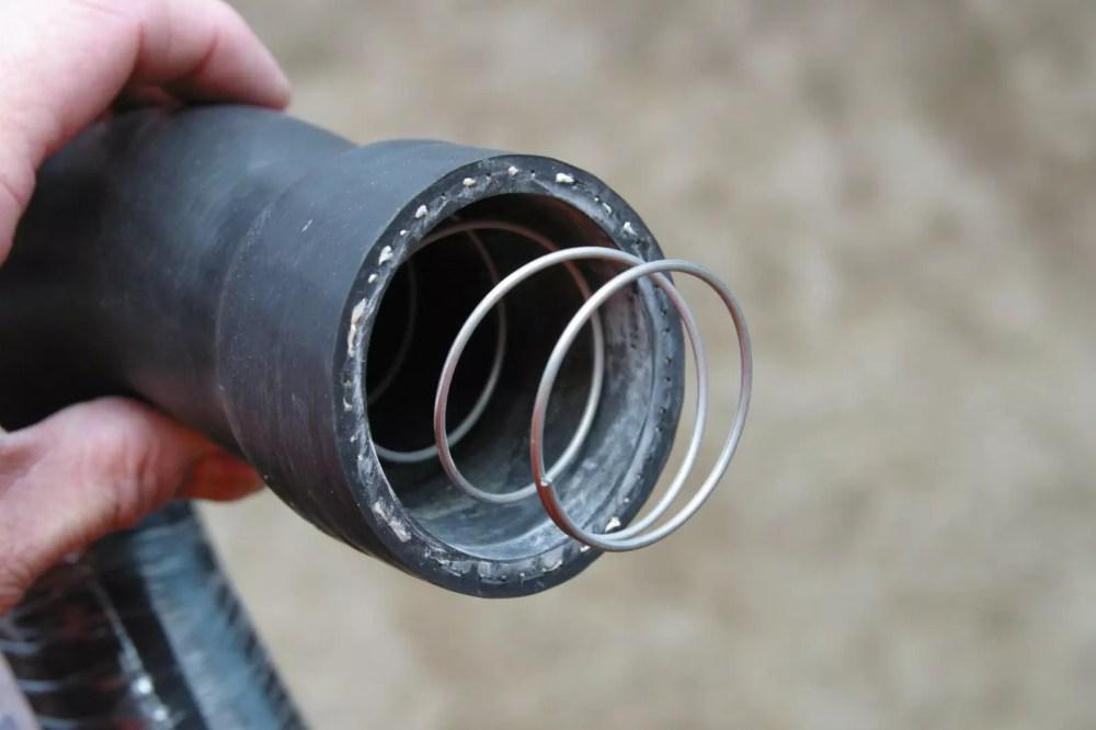 medium resolution of 3 5 old engine coolant hose diagram