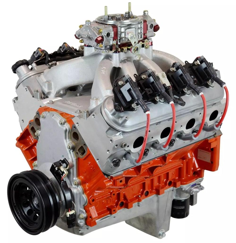 medium resolution of atk performance chevy ls408 crate engine
