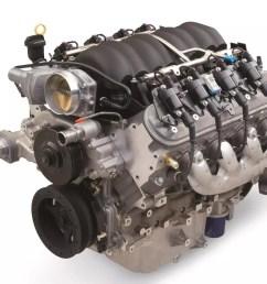 chevrolet performance ls3 6 2l 376 c i d 430 hp engine assemblies [ 1483 x 1217 Pixel ]
