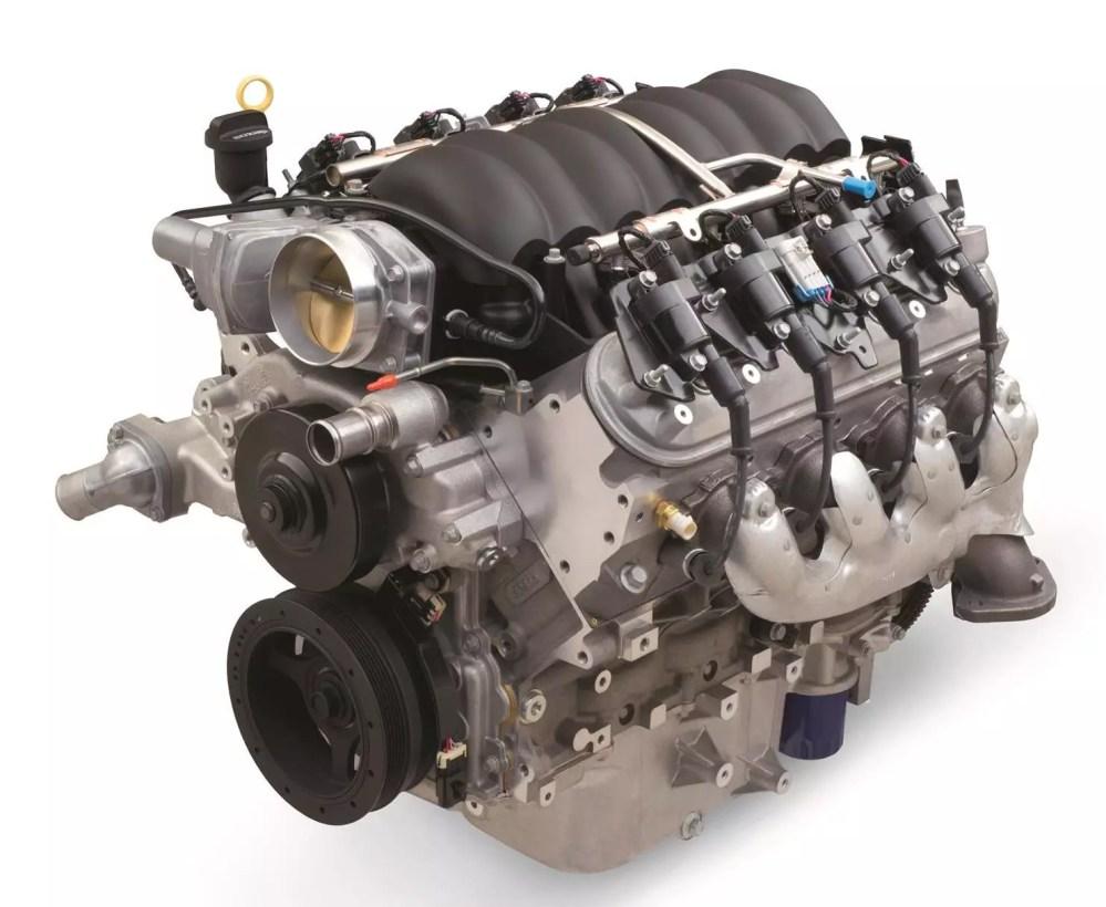 medium resolution of chevrolet performance ls3 6 2l 376 c i d 430 hp engine assemblies