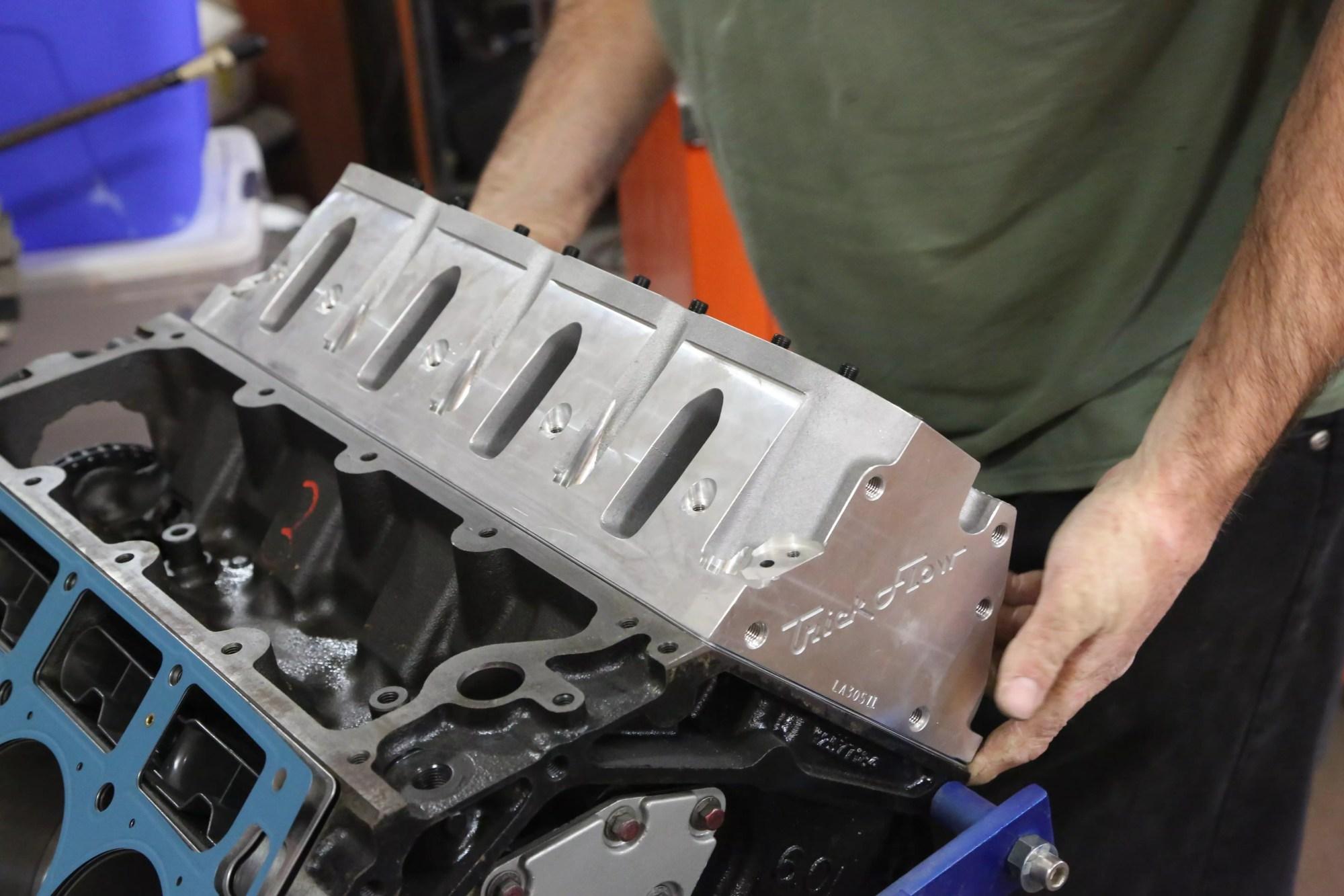 hight resolution of iron eagle building an iron block lq4 ls engine