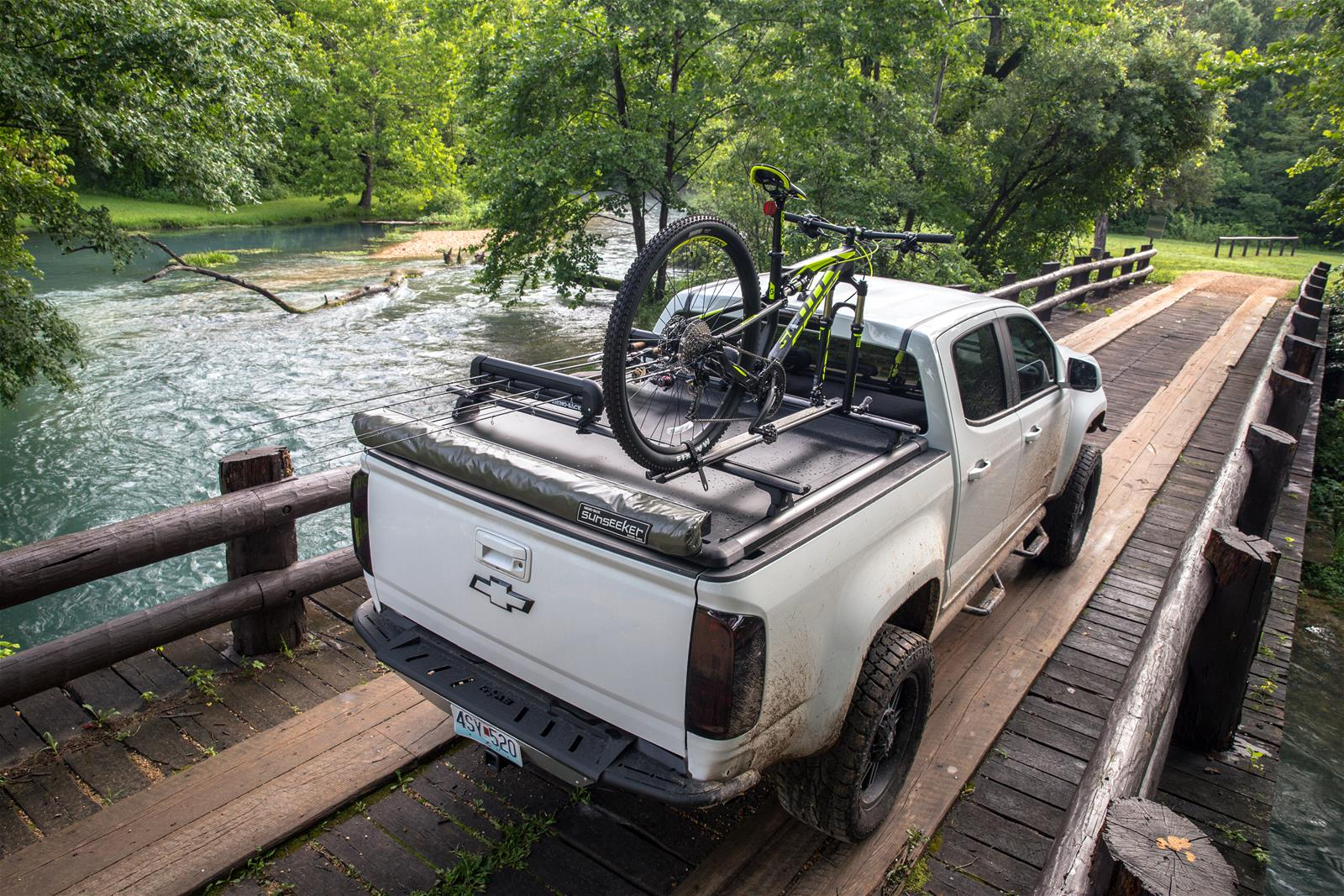 SEMA Preview UnderCover Introduces Ridgelander Tonneau Cover and Cargo Management System