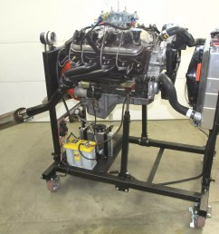 take a stand building summit racing u0027s engine test standhere u0027s our engine [ 1600 x 1453 Pixel ]