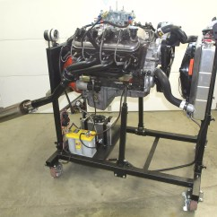 Engine Test Stand Wiring Diagram New Start Up On Question Danfoss Vlt Take A Building Summit Racing S The Is Fully Assembled And You Ve Bolted It In Car As Soon Starts