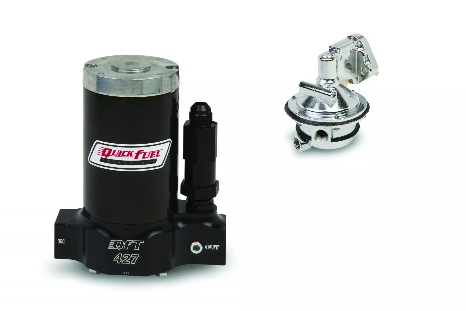 hight resolution of pump guide a look at quick fuel s mechanical and electric fuel pumps and which is right for you