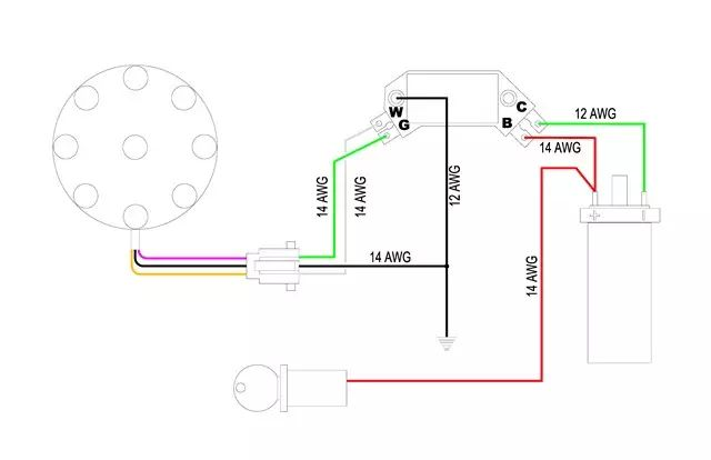 4 wire pickup wiring diagram