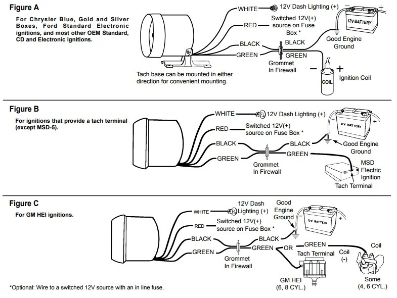 dixco tach wiring diagram   25 wiring diagram images