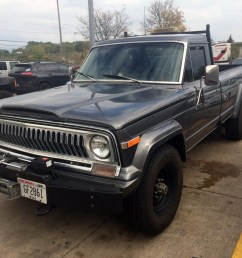 lot shots find of the week jeep j10 pickup truck [ 3264 x 2448 Pixel ]